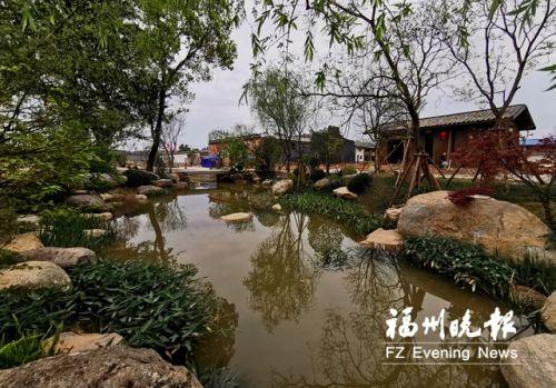 这是梁厝特色历史文化街区部分景观。