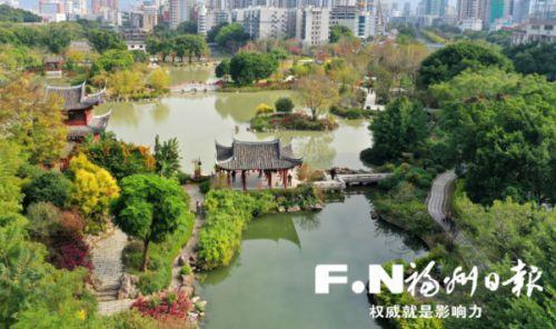 """福州:让城市宜居""""大文章""""越""""写""""越动人"""