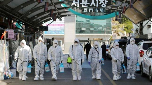 韩国首现国家级运动员确诊 击剑队3人感染病毒