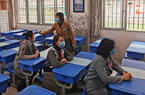 福州舉行學校防范新冠肺炎應急處置演練