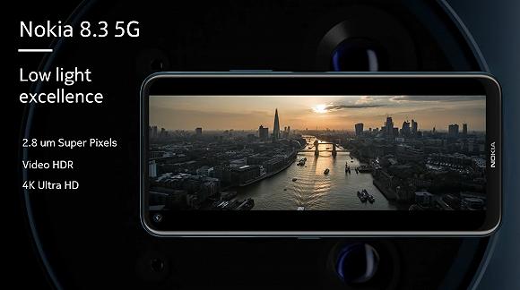 诺基亚发布首款5G手机,还复刻了经典功能机5310