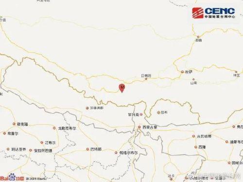 西藏日喀则市再次发生5.9级地震怎么回事?西藏再次发生5.9级地震相当严重吗下文介绍