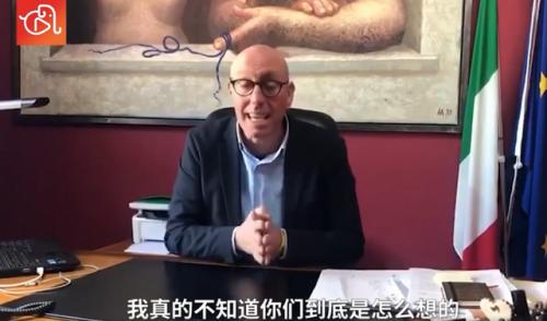 意大利又一市长狂怼市民说了什么 语出惊人令人叹服!