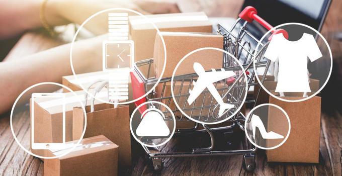 今年前两个月实物商品网上零售额实现增长