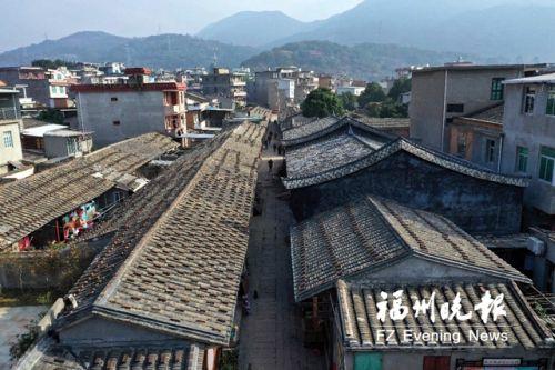 长乐首里传统老街巷将再现300年前模样