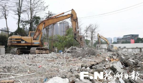 福州高新区重拳出击 消除房屋结构安全隐患