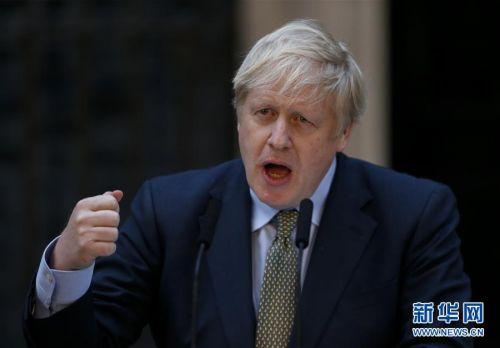 英国首相约翰逊:将采取措施迫使民众留在家中