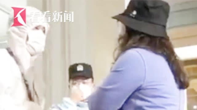 回国女子拒隔离机场辱骂防疫人员 官方:哪来回哪去