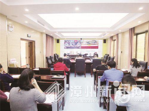 """漳州市地震局""""四个新""""部署2020年工作"""