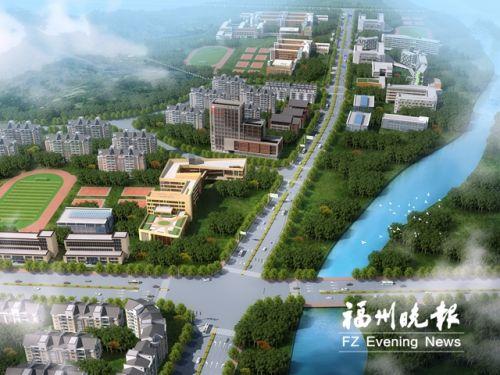 福州西新城荆甘一体化启动建设4条道路