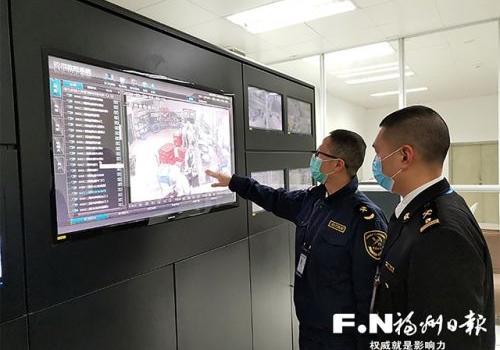 长乐机场海关推动空港60余家单位复工复产