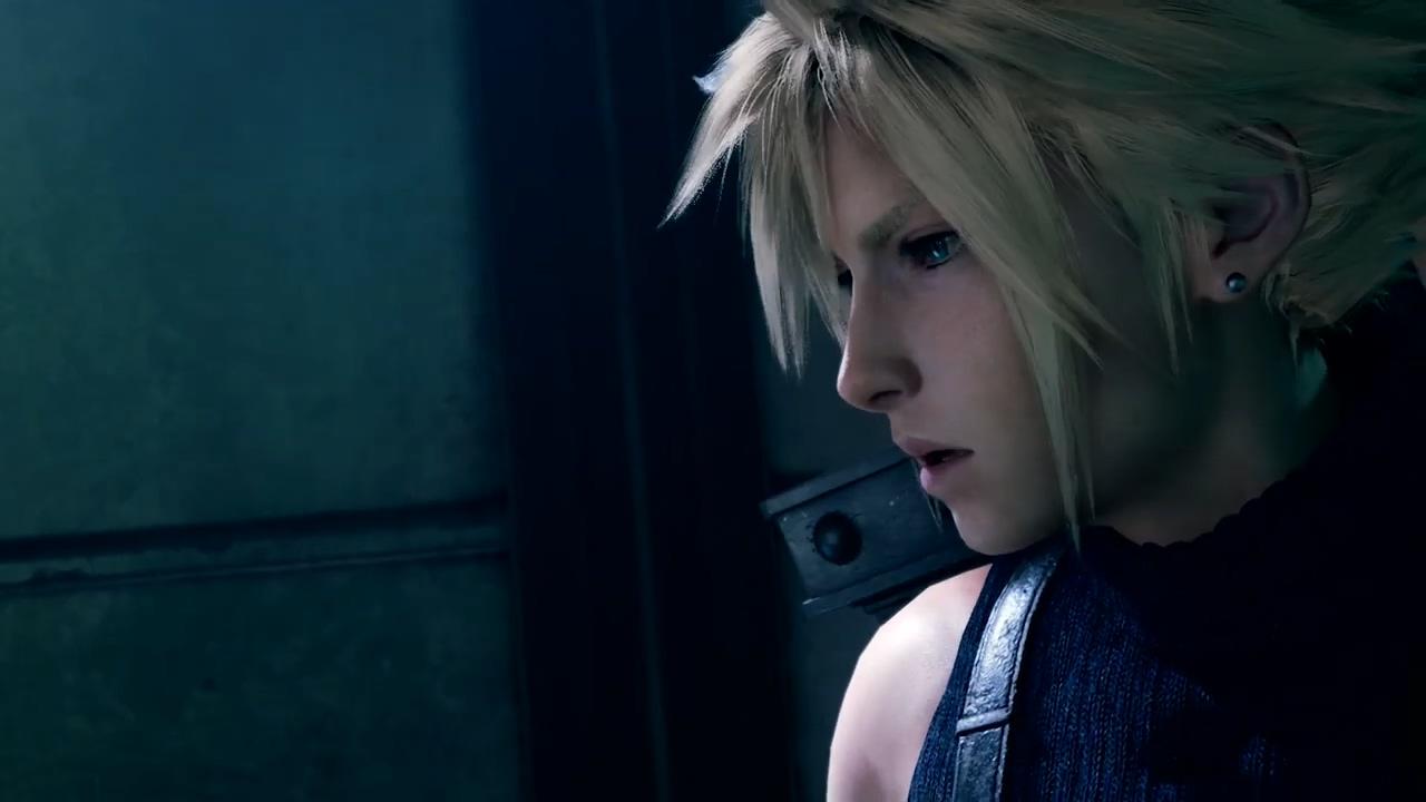 《最终幻想7:重制版》开发者日志:故事和角色