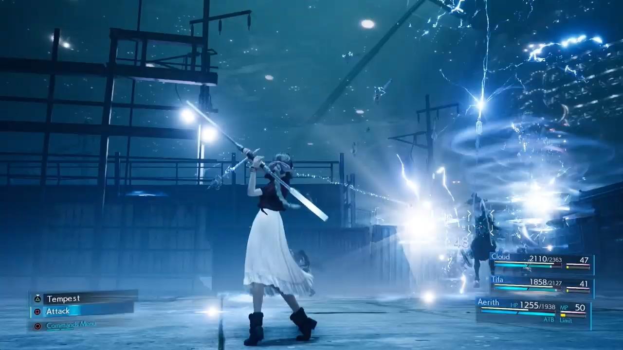 《最終幻想7:重制版》開發者日志第二彈:故事和角色