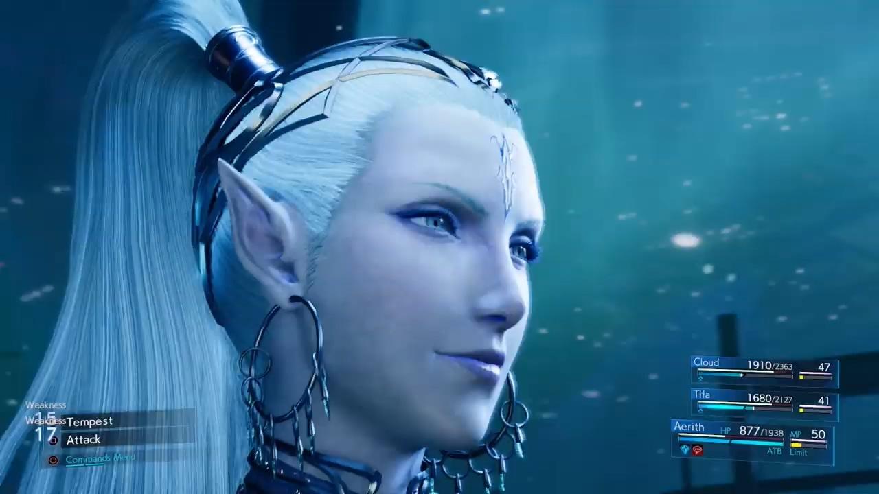 《最终幻想7:重制版》开发者日志第二弹:故事和角色