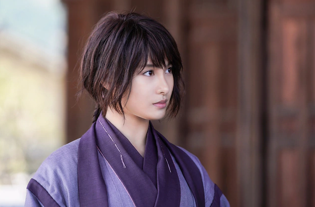 《浪客剑心:最终章》真人电影全员定妆海报公布 7.3日上映