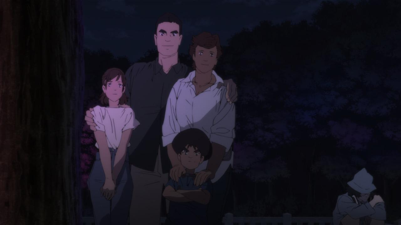 汤浅政明执导网飞独占动画《日本沉没》新角色剧照 2020年上线