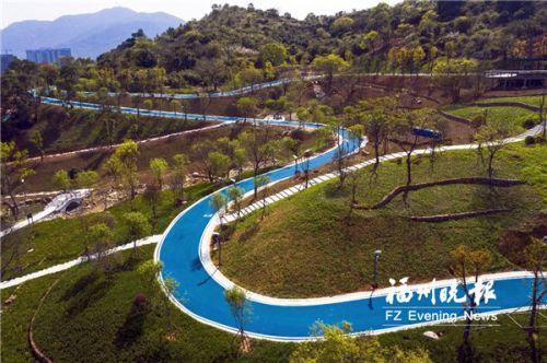 长乐南山生态公园二期拟5月开放 新建步道3.7公里