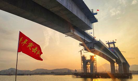 泉厦漳城市联盟路泉州段全线贯通!