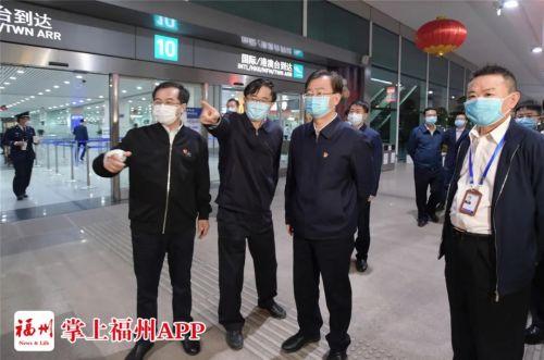 王宁:牢牢守住入境关口 严防境外疫情输入