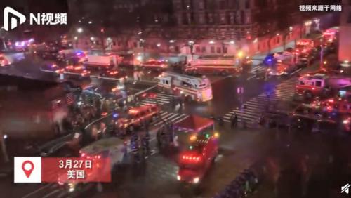 纽约地铁发生火灾怎么回事 纽约地铁发生火灾原因是什么
