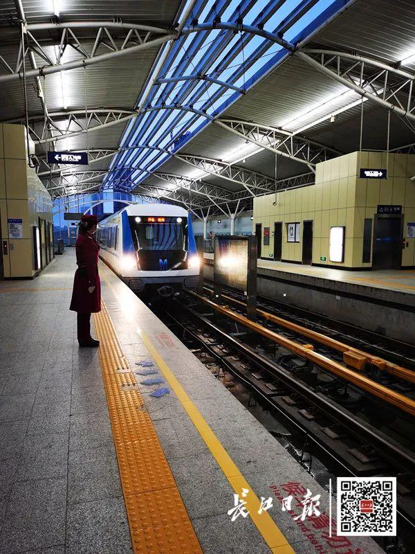 武汉地铁恢复运营 哪些线路率先恢复 乘坐有什么要注意