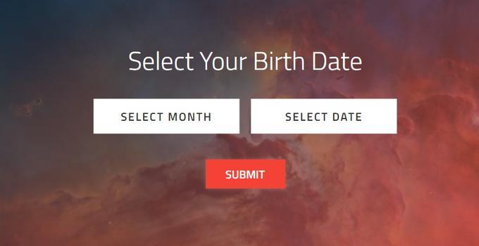 你生日那天的宇宙怎么查?你生日那天的宇宙官方网址入口