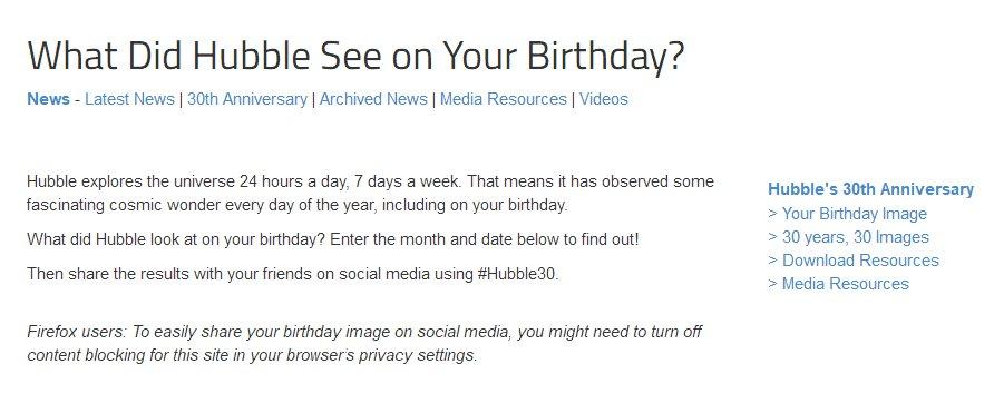 你生日那天的宇宙怎么查?附操作指引