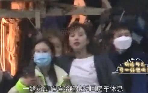 刘诗诗复工路透照片曝光什么样的 刘诗诗近况如何最新消息2020