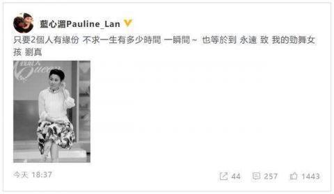 刘真追思会取消原因揭秘 刘真追思会原定什么时候的为什么取消