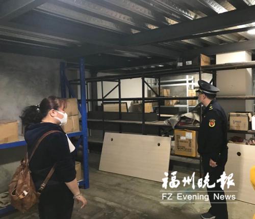 台江城管摸排地下空间隐患。