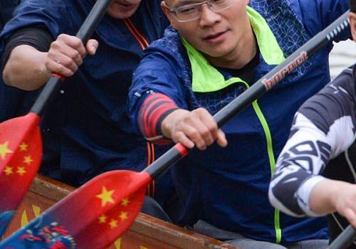 """胡忠俤:38年前他还没木桨高,就开始学""""祖传技艺"""""""