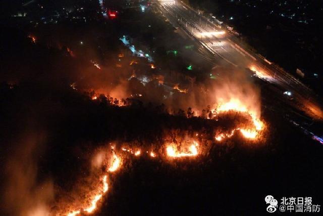 西昌山火救援中18人牺牲具体情况  西昌山火救援为何造成18人牺牲