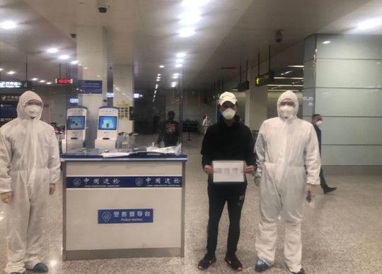 浙江境外逃犯因疫情主动投案自首:国外现在太乱了,我要回国保命