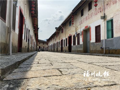 永泰梧桐鎮坂中街打造中醫藥藥膳特色街區