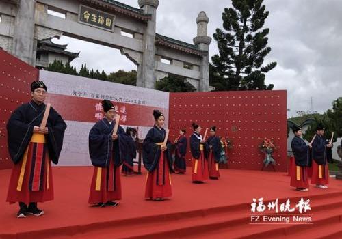 清明节前后 福州为约十万个墓位提供代理祭扫服务