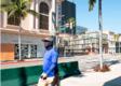 洛杉矶市长要求民众佩戴口罩 特朗普:考虑在全美推广