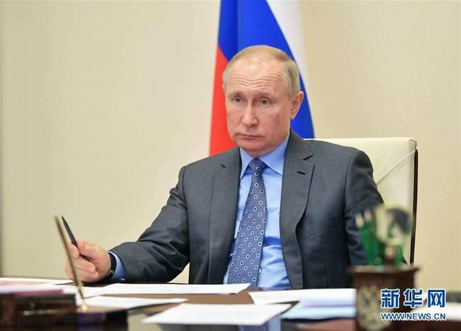 疫情日益蔓延俄罗斯新增440例,普京开始改为远程办公
