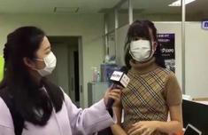 日本女孩街頭獻唱感謝中國 中田彩香個人資料 抗疫歌曲《等你凱旋》歌詞試聽