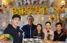 妻子陳婷P圖為張藝謀70歲生日慶生 網友送上祝福