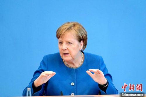 德國疫情危機處理得宜 默克爾政府滿意度創新高
