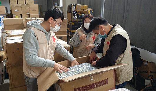 福建红十字系统共接收善款4.1亿元