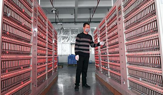閩西連城:精準服務助力企業復工復產