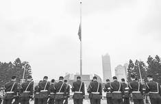哀思中,凝聚起慨然奋进的力量——福建干部群众悼念新冠肺炎疫情牺牲烈士和逝世同胞侧记