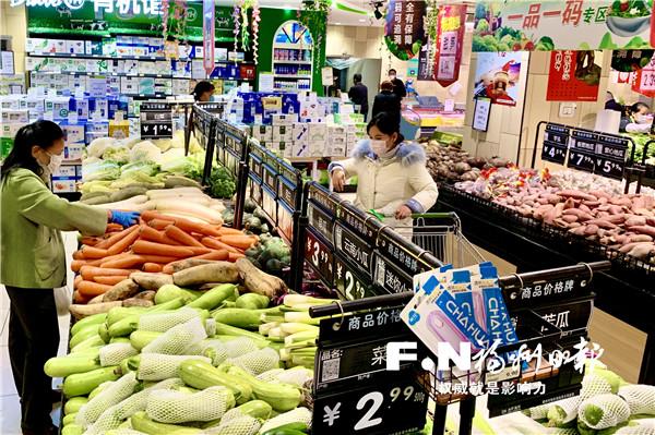 榕城消費市場逐漸復蘇