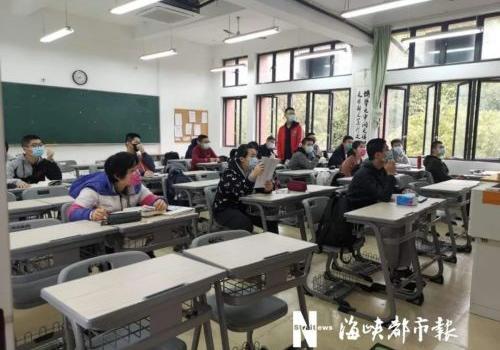 刚刚!福州开学了!直击各校入学场景……