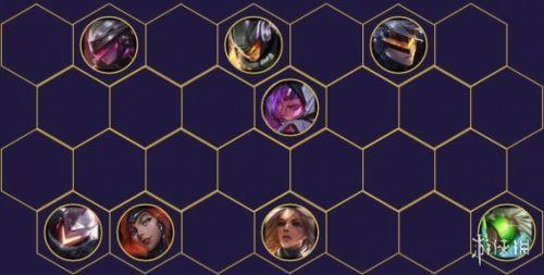 云頂之弈10.7最強陣容 天使源劍流陣容搭配、裝備、玩法思路分享