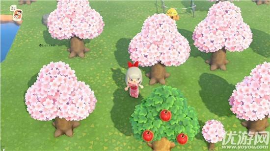 動物之森櫻花節需要多少個櫻花花瓣 動物之森櫻花圖紙配方大全