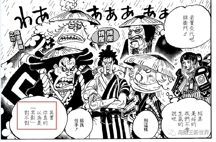 海賊王976話專題鼠繪漢化 第9伙伴登場,成為四主力之一