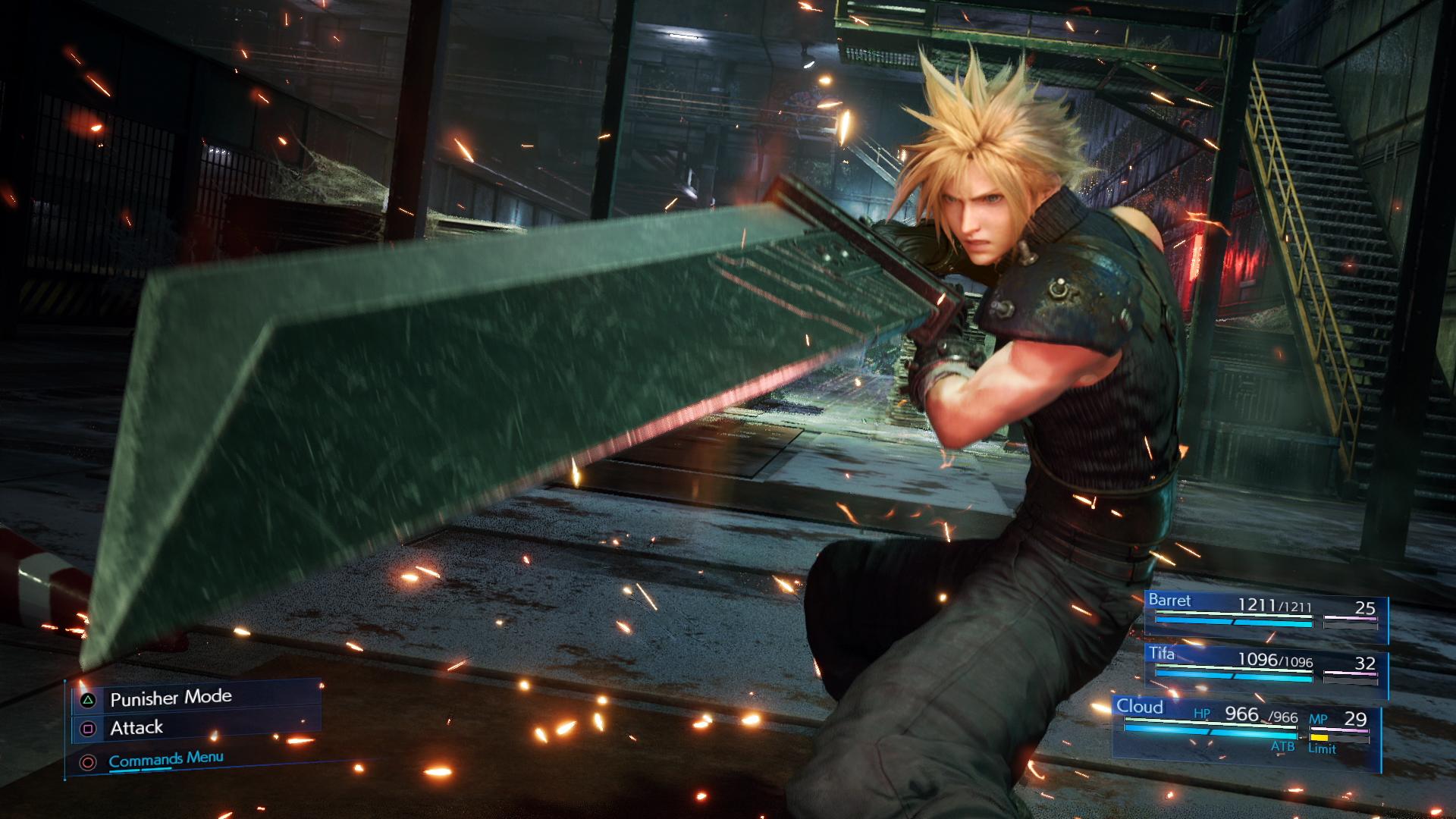 《最终幻想7:重制版》评分出炉 IGN 8分 GameSpot 10分
