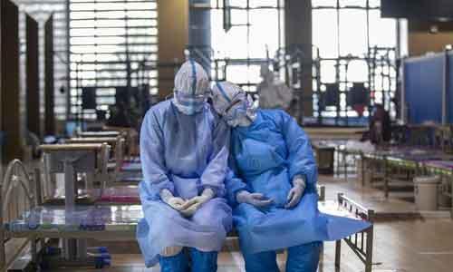 世界衛生日:向醫護人員致敬